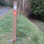 marker post