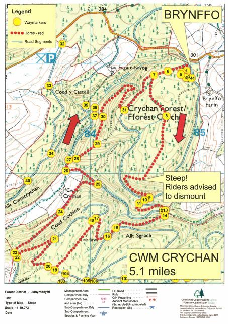 Cwm Crychan