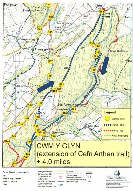 Cwm y Glyn
