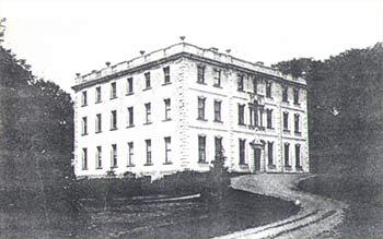 Glanbran House