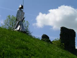 Llandovery - Llywelyn Ap Gruffydd Fychan Memorial